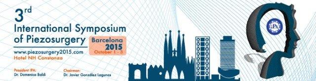 3rd International Symposium of Piezosurgery